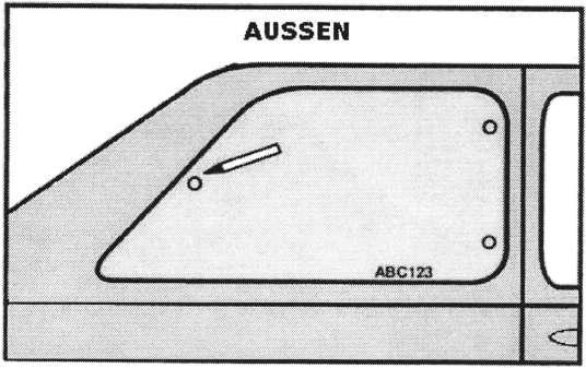 Autoscheibenfolien Montageanleitung Bild 1
