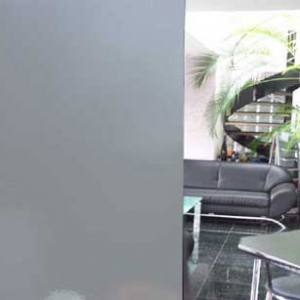 Milky-white window films – Silver opal