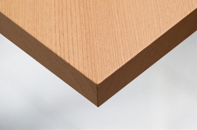 Folie für Möbel und Wand in Holz Optik, B4 - Helle Eiche