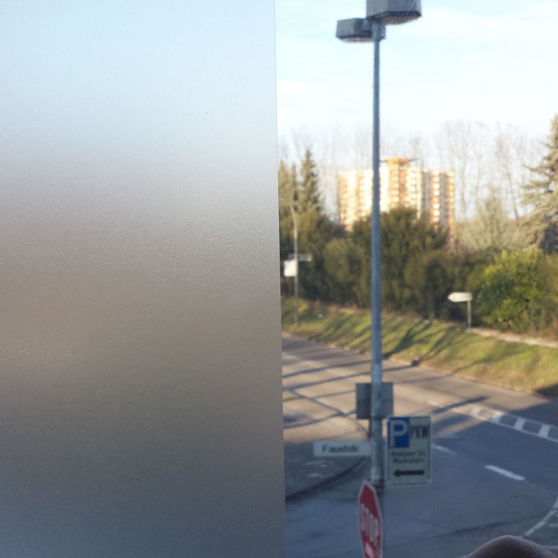 blendschutzfolien satinator innen und aussen. Black Bedroom Furniture Sets. Home Design Ideas