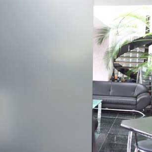 milchglasfolien und fensterfolien opak wei innen. Black Bedroom Furniture Sets. Home Design Ideas