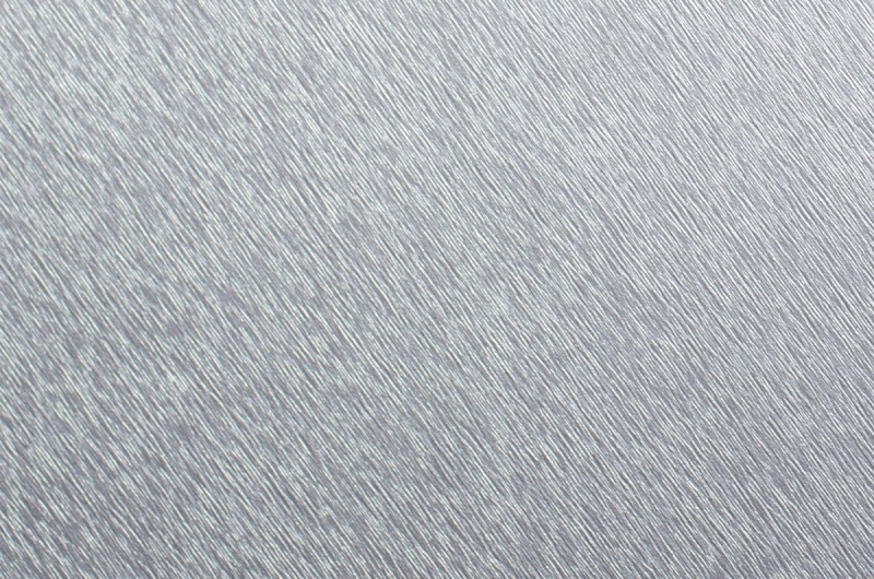 Silberne Wand folie für möbel und wand in metallic optik q2 gebürstetes silber