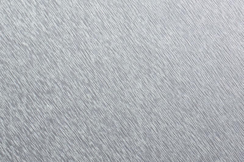 q2 folie f r m bel und wand metallic geb rstetes silber. Black Bedroom Furniture Sets. Home Design Ideas