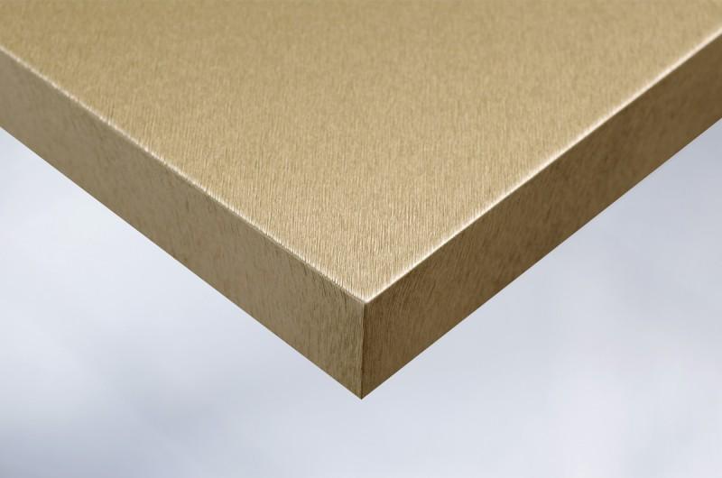 q3 folie f r m bel und wand metallic geb rstetes gold. Black Bedroom Furniture Sets. Home Design Ideas
