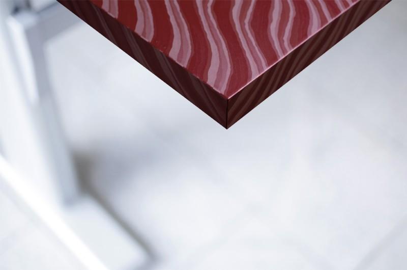 folie f r m bel und wand in metallic optik u17 wellige. Black Bedroom Furniture Sets. Home Design Ideas