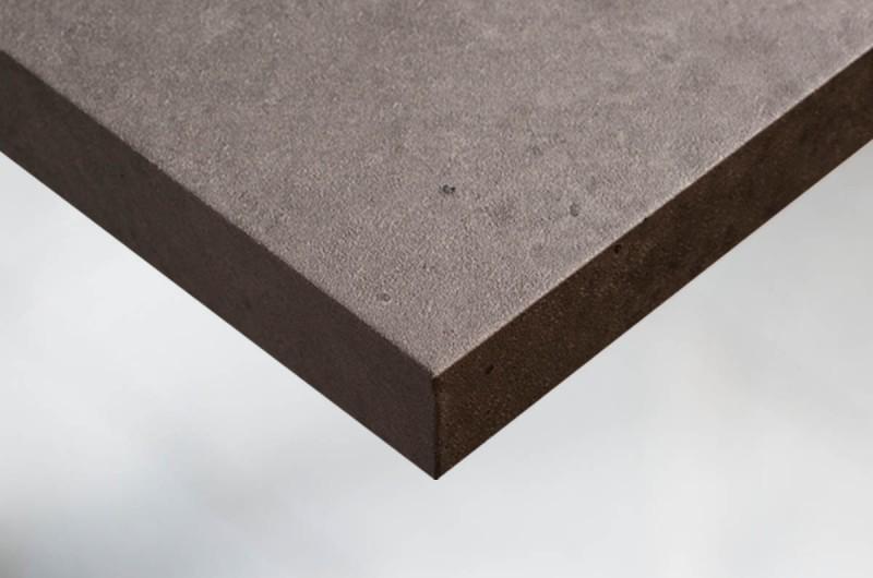 u20 folie f r m bel und wand naturstein dunkler beton. Black Bedroom Furniture Sets. Home Design Ideas