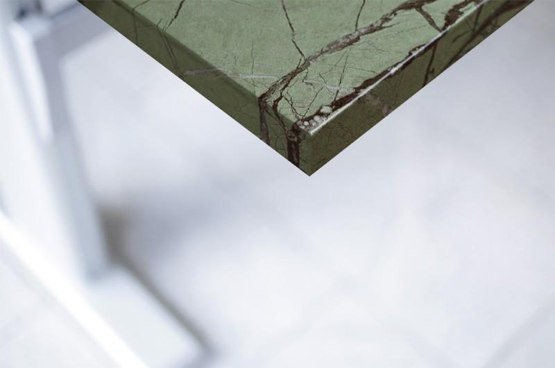 folie f r m bel und wand in marmor optik u6 gr ner marmor. Black Bedroom Furniture Sets. Home Design Ideas