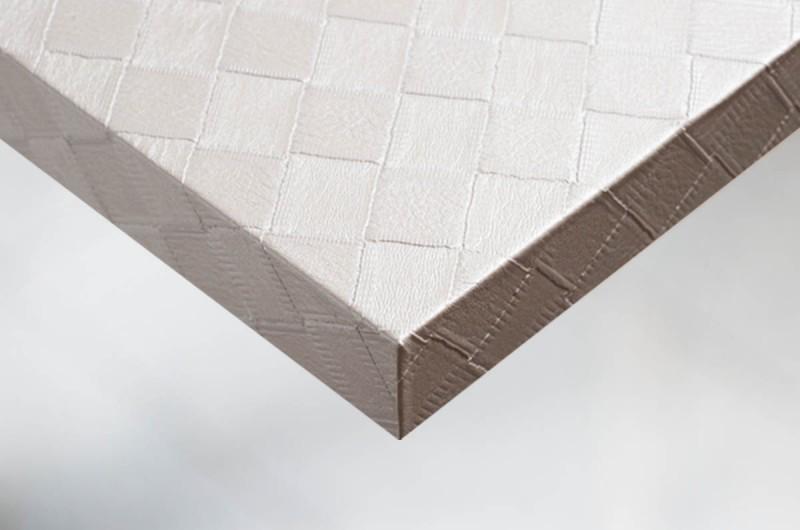 folie f r m bel und wand in leder optik x10 rechteckiges. Black Bedroom Furniture Sets. Home Design Ideas