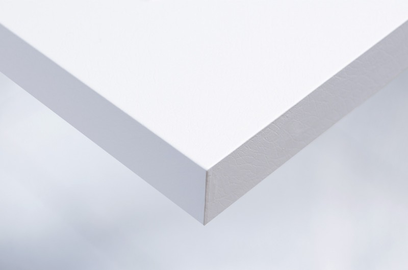 folie f r m bel und wand in leder optik x3 wei es leder. Black Bedroom Furniture Sets. Home Design Ideas