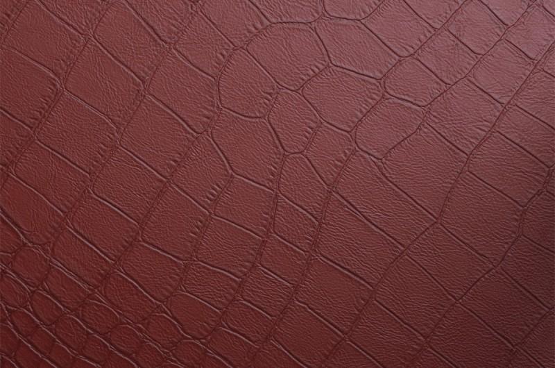 x8 folie f r m bel und wand leder rote krokodilleder haut. Black Bedroom Furniture Sets. Home Design Ideas