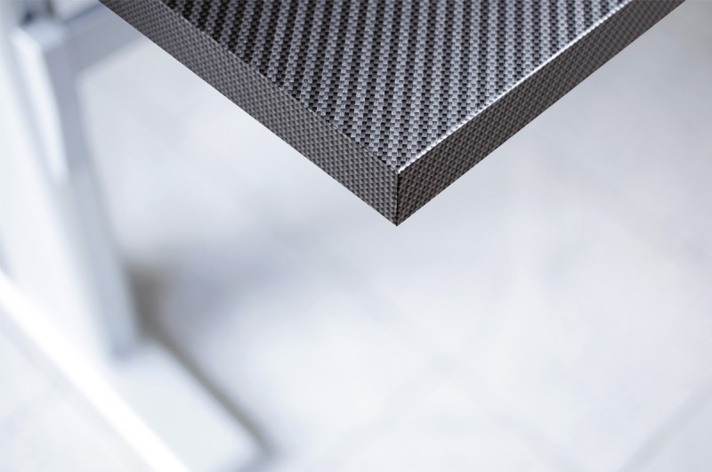 folie f r m bel und wand in metallic optik z3 titan carbon look. Black Bedroom Furniture Sets. Home Design Ideas