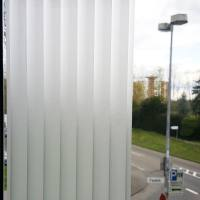 Sun shade self-adhesive films